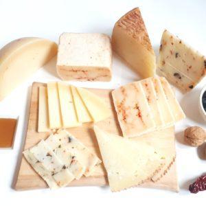 Tagliere formaggi misti Lucani