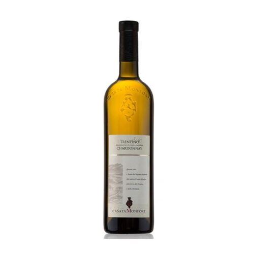 CHARDONNAY Casata Monfort lt 0,375